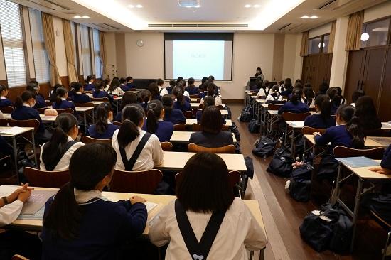 ブログ写真 大学出張授業 大阪医科大学.JPG
